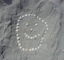 Sand Smiley by herbs76