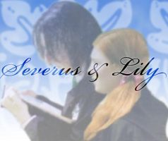 Severus and Lily by Primasylph