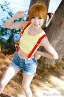 NCF12 - Misty by BlizzardTerrak