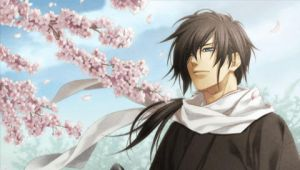 Hakuouki Demon of the Fleeting Blossom (Saito) by Fartburp