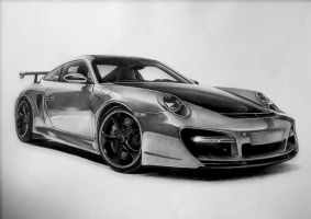 techart porsche 911 by donescu
