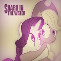 Shark in the Water. by SweetLeafx