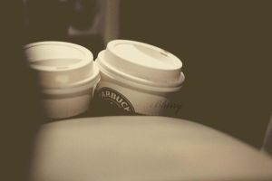 starbucks by Blurry-Photography