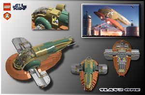 Slave 1 full copie by ALKIDO