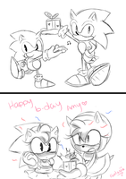 Happy b-day Amy by Ipun
