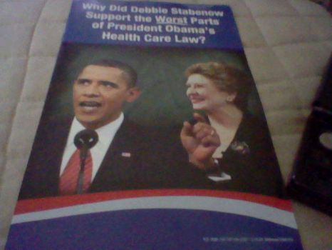 The Revenge of Debbie Stabenow by Totaldramaman