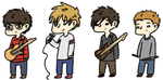 because they're the best band in the whole world by julzmae