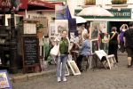 Fella at Place du Tertre by SaTaNiA