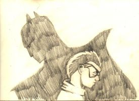 The Bat and Bird by CoreyBass
