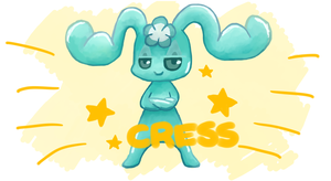 Cress by justplushie