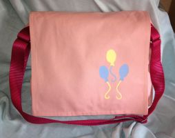 Pinkie Pie Messenger Bag by Tirrivee