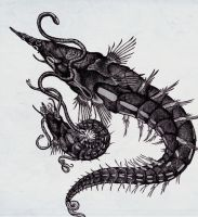 Mother and Child by TheSeaLemon