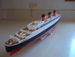 R.M.S. Queen Mary by Starfox2o12