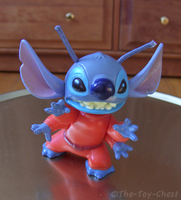 Alien Stitch - McD Bobble by The-Toy-Chest