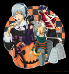 Happy Halloween 2008 by Gasara