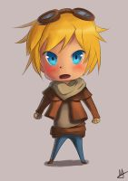 How about some Ezreal fan art :D by Hamzilla15