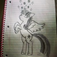 Princess Twilight Sparkle by InvaderRiley17