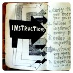 Wreck this journal 40 by Thomnommonster