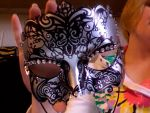 Caitlin's Enchanted Mask by monkeeem