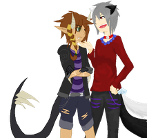 HGU  Dont Piss Off The Shorty by TheFallingpiano