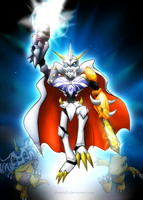 Omnimon, the master of evolution by MyFantasyZone