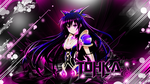 Tohka wallpaper by byezuke