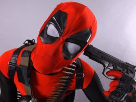 Deadpool - Happy Pills by TheDragonSensi