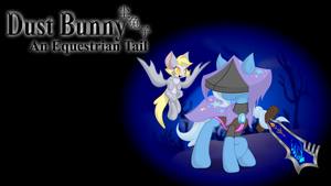 Dust Bunny An Equestrian Tail by Inkwell-Pony