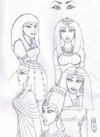 Egyptian Disney Princess by MyWorld1
