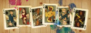 A Stacked Deck by shoomlah