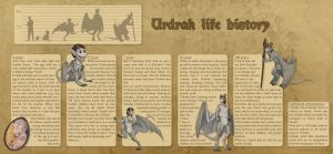 Urdrak life history by Surrial