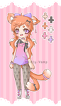 Adopt Species - Kitty-Bats - Female - OPEN! by Kitty-Vamp