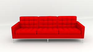 Redsofa by peterbru
