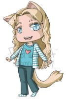 Commission- Amy-sona by FoxOfTwilight