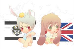 APH - rabbits by exwhy