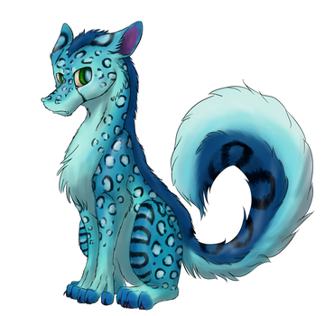 Its a wolf leopard thing by catlover1672