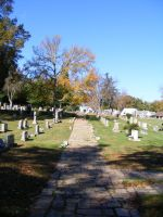 Autumn Cemetery 32 by DKD-Stock