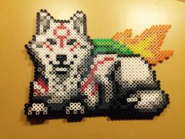 Amatarasu by PuzzlesTheCat