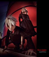 Soul Eaters and Reapers by Akusesu