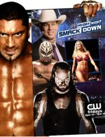 WWE Smackdown Promo Poster by weebo322