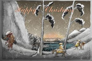 Happy Christmas to all at DA by mr-macd