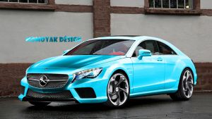 Mercedes CLC Coupe by MOMOYAK by MOMOYAK