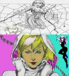 Spider Gwen... by nev777