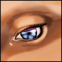 Eye : Close Up by VinceJay