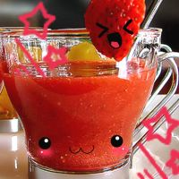 AdorableDoom-Strawberry Splash by mkirby712