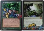 Natural order, Primeval titan - Wolverine vs Hulk by Toriy-Alters
