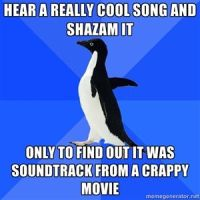 Why do crappy movies get good music? by IronBatMaiden91