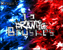 Knux's Frantic Brush Pack by Knux57