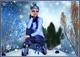 Winter Wonders by Laschae