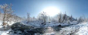 Winter pano by voldemometr